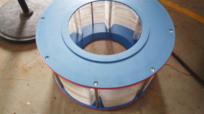 Einfacher aufzug verkapselungs trommel trockner mit